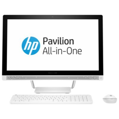 Моноблок HP Pavilion 27-a132ur (Z0J88EA) (Z0J88EA)Моноблоки HP<br>27&amp;amp;#039;&amp;amp;#039; IPS FHD LED Non-touch,Core i3-6100T,4GB DDR4 (1X4GB),1TB,NVIDIA GT930A 2GB,DVDRW,white,Win 10<br>