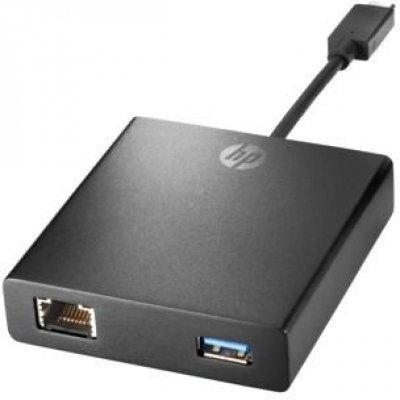 ������� ����� ������� HP USB-C to RJ45 Adapter (N2Z64AA)(N2Z64AA)