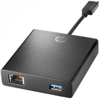 Сетевая карта внешняя HP USB-C to RJ45 Adapter (N2Z64AA) (N2Z64AA)