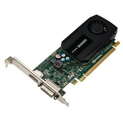Видеокарта ПК HP Quadro K420 891Mhz PCI-E 2.0 2048Mb 128 bit DVI (N1T07AA)