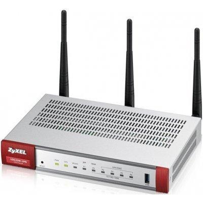 Wi-Fi роутер ZYXEL USG20W-VPN (USG20W-VPN)Wi-Fi роутеры ZYXEL<br>межсетевой экран для малого офиса с двухдиапазонной точкой доступа 802.11ac и SFP-слотом<br>