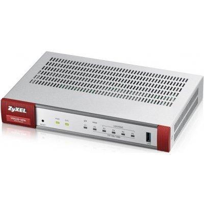 Межсетевой экран ZYXEL USG20-VPN (USG20-VPN)Межсетевые экраны ZYXEL<br>ZyXEL USG20-VPN. Межсетевой экран для малого офиса с SFP-слотом (repl. ZyWALL USG 20)<br>