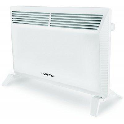 Обогреватель Polaris PCH 1001 ECO белый (PCH 1001 ECO)Обогреватели Polaris<br>площадь обогрева: до 15 кв.м; максимальная мощность: 1000Вт; термостат; выключение при перегреве; цвет: белый<br>