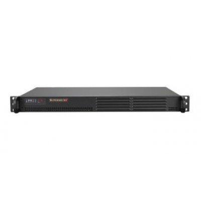 Корпус серверный SuperMicro CSE-502L-200B (CSE-502L-200B)