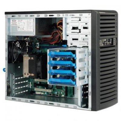 Корпус серверный SuperMicro CSE-731D-300B (CSE-731D-300B)