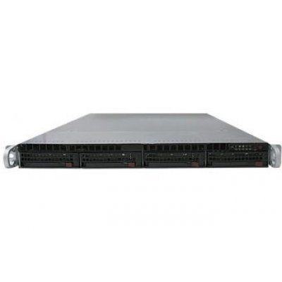 Корпус серверный SuperMicro CSE-815TQ-563CB (CSE-815TQ-563CB)Корпуса серверные SuperMicro<br>Корпус Supermicro CSE-815TQ-563CB 1U 13.68 x13 EATX hot-swap, 560W<br>
