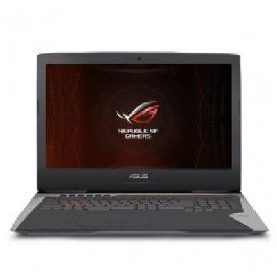 Ноутбук ASUS G752VM-GC031T (90NB0D61-M00440) (90NB0D61-M00440)Ноутбуки ASUS<br>17.3(1920x1080)матовый/ i7-6700HQ(2.6Ghz)/ 16Gb/ 1Tb/ 256Gb SSD/ GF GTX1060M 6Gb/ Win10<br>