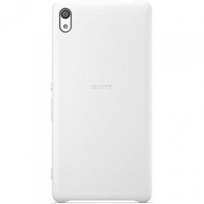Чехол для смартфона Sony BACK COVER для Xperia XA Ultra белый (SBC34 White) sony xperia e5 f3311 white