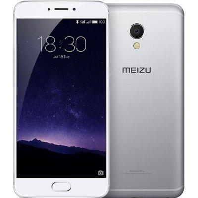 Смартфон Meizu MX6 32Gb Ram 4Gb серебристый (M685H-32-S)Смартфоны Meizu<br>MX6 Silver, 5.5&amp;amp;#039;&amp;amp;#039; 1920x1080, 1.4GHz+1.9GHz+2.3GHz, 4+4+2 Core, 4GB RAM, 32GB, 12Mpix/5Mpix, 2 Sim, 2G, 3G, LTE, BT, Wi-Fi, GPS, Glonass, 3060mAh, Android 6.0, 155g, 153.6x75.2x7.2, считыватель отпечатков пальцев<br>