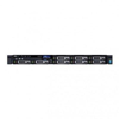 Сервер Dell PowerEdge R330 (210-AFEV-10) (210-AFEV-10)Серверы Dell<br>Сервер Dell PowerEdge R330 1xE3-1225v5 1x8Gb 1RUD x8 1x600Gb 10K 2.5 SAS RW H330 iD8En 1G 2P 1x350W 3Y NBD (210-AFEV-10)<br>