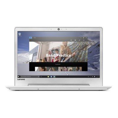 Ноутбук Lenovo IdeaPad 510s-14 (80TK006ARK) (80TK006ARK)Ноутбуки Lenovo<br>Lenovo IdeaPad 510s-14 i7-6500U 8Gb 1Tb AMD Radeon R7 M460 2Gb 14 FHD IPS BT Cam 2800мАч Win10 Белый 80TK006ARK<br>
