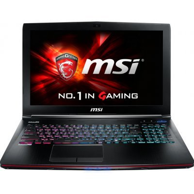 Ноутбук MSI GE62 2QF-426RU (9S7-16J112-426) ноутбук msi ge62 2qf 426ru 9s7 16j112 426