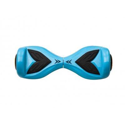 Гироскутер Hiper ES45 голубой (ES45 Blue)Гироскутеры HIPER<br>Гироскутер 4.5<br>Максимальная безопасная скорость 5 км/ч;<br>Быстрая полная зарядка: 1.5 часа;<br>Максимальная нагрузка до 60 кг — предназначен для детей.<br>