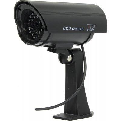 Муляж камеры Orient AB-CA-11B (AB-CA-11B)Муляжи камеры Orient<br>Муляж камеры видеонаблюдения Orient AB-CA-11B черный LED (мигает), для наружного наблюдения<br>