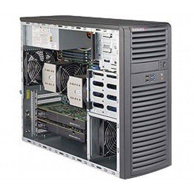 Серверная платформа SuperMicro SYS-7038A-I (SYS-7038A-I)Серверные платформы SuperMicro<br>Серверная платформа MIDTOWER SATA SYS-7038A-I SUPERMICRO<br>