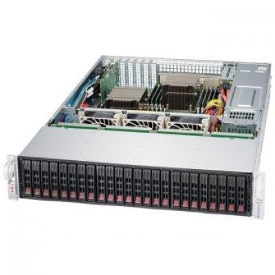 Корпус серверный SuperMicro CSE-216BE1C-R920LPB (CSE-216BE1C-R920LPB) корпус supermicro cse 826be26 r1k28lpb cse 826be26 r1k28lpb
