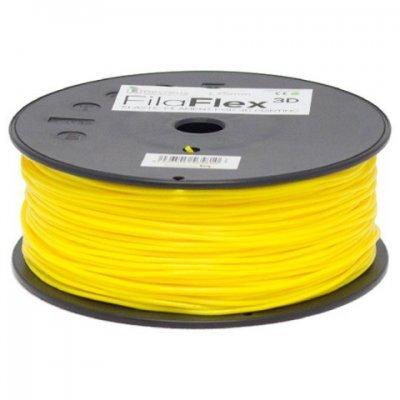 Пластик PLA BQ 1,75 mm Yellow 500gr (F000086)Пластик PLA BQ<br>Пластик Filaflex 1,75 mm 500gr Yellow<br>
