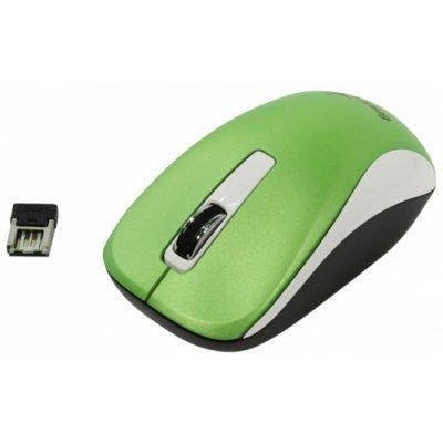Мышь Genius NX-7010 светло-зелёный металлик (31030114108) genius hs 300a silver
