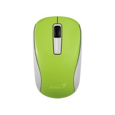 все цены на Мышь Genius NX-7005 зелёный (31030127105) онлайн