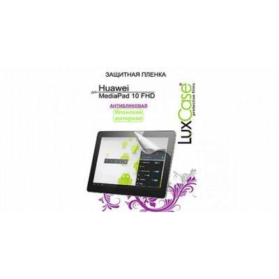 Пленка защитная для планшетов LuxCase для Huawei MediaPad 10 FHD (168х253мм) Антибликовая (80751)Пленки защитная для планшетов LuxCase<br>Защитная пленка LuxCase для Huawei MediaPad 10 FHD (168х253мм) Антибликовая<br>