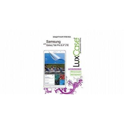 Пленка защитная для планшетов LuxCase для Samsung Galaxy Tab Pro 8.4 LTE (Антибликовая), SM-T325, 219х128 мм (80833)Пленки защитная для планшетов LuxCase<br>Защитная пленка LuxCase для Samsung Galaxy Tab Pro 8.4 LTE (Антибликовая), SM-T325, 219х128 мм<br>