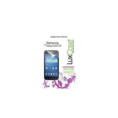 ������ �������� ��� ���������� LuxCase ��� Samsung Galaxy Core LTE SM-G386F (������������), 132�66 �� (80840)