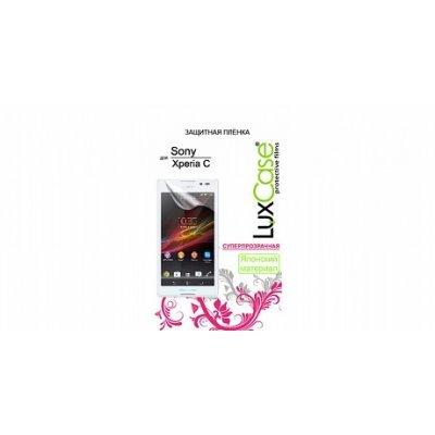 ������ �������� ��� ���������� LuxCase ��� Sony Xperia C (���������������) (80935)