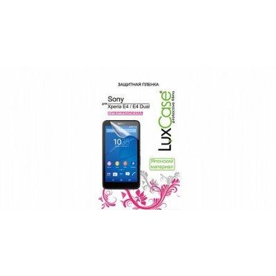 ������ �������� ��� ���������� LuxCase ��� Sony Xperia E4 / E4 Dual, (���������������) (81108)