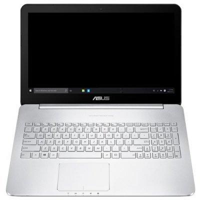 Ноутбук ASUS VivoBook Pro N752VX-GC255R (90NB0AY1-M03180) (90NB0AY1-M03180)Ноутбуки ASUS<br>Special Core i7 6700HQ/8Gb/HDD 1Tb+128Gb SSD/17.3FHD IPS AG(1920x1080)/DVD-RW/nVidia GeForce GTX 950M 4Gb/WiFi/BT/Cam//Windows 10 PRO/3.17Kg<br>