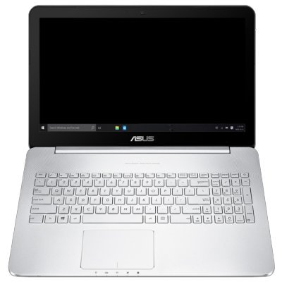 Ноутбук ASUS VivoBook Pro N752VX-GC274T (90NB0AY1-M03310) (90NB0AY1-M03310)Ноутбуки ASUS<br>Special Core i5 6300HQ/8Gb/HDD 2Tb+128Gb SSD/17.3FHD IPS AG(1920x1080)/DVD-RW/nVidia GeForce GTX 950M 4Gb/WiFi/BT/Cam//Windows 10 Home/3.17Kg<br>