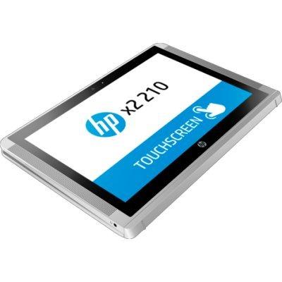 Планшетный ПК HP x2 210 G2 (L5H40EAп) (L5H40EA)Планшетные ПК HP<br>UMA X5-Z8350 2GB 32GB x2 210 G2 Tablet Kbd / 10.1 WXGA UWVA AG Touch / W10p64 / 1yw / Ash kbd TP / Intel AC 2x2+BT / Natural Silver Paint US layout<br>