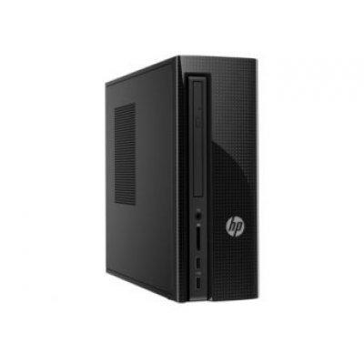 Настольный ПК HP 260 260-a102ur (Z0J78EA) (Z0J78EA)Настольные ПК HP<br>,AMD E2 7110,4GB DDR3L (1X4GB),500GB,AMD Radeon R2,DVDRW,Jack Black,Win10<br>