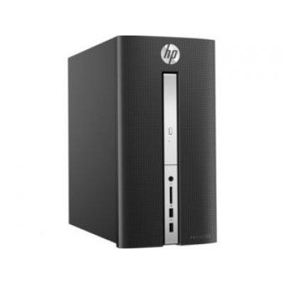 Настольный ПК HP Pavilion 510 510-p180ur (Z0K00EA) (Z0K00EA)Настольные ПК HP<br>,AMD A8 9600,4GB DDR4 (1X4GB),1TB,AMD Radeon R5 435 2GB DDR5,DVDRW,Twinkle Black,Win10<br>