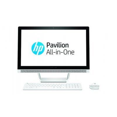 Моноблок HP Pavilion 24-b130ur (Z0K48EA) (Z0K48EA)Моноблоки HP<br>24&amp;amp;#039;&amp;amp;#039; IPS FHD LED Non-touch,Core i3-6100T,4GB DDR4 (1X4GB),1TB 5400RPM 2.5 SSHD W8GB,Intel HD Graphics,DVDRW,white,DOS<br>
