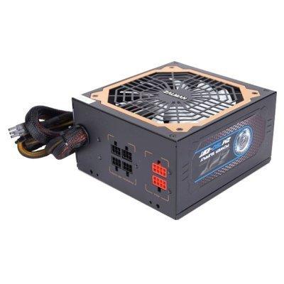 Блок питания ПК ZALMAN ZM750-EBT 750W (ZM750-EBT) блок питания zalman 1000w zm1000 ebt v2 3 a pfc 80 plus gold fan 14 cm fully modular retail