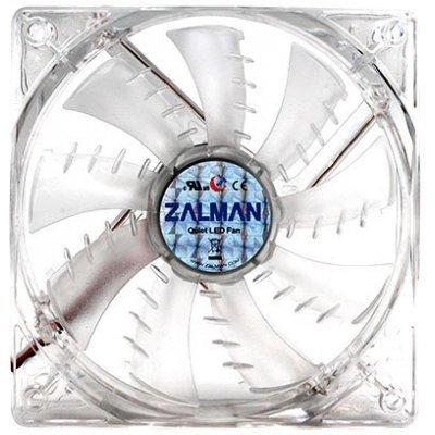 Система охлаждения корпуса ПК ZALMAN ZM-F1 LED (SF) (ZM-F1 LED (SF)) вентилятор zalman zm f2 plus sf 92mm