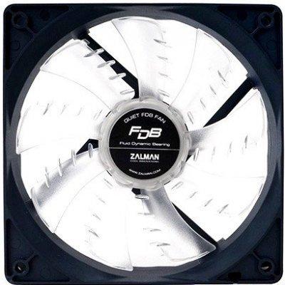 Система охлаждения корпуса ПК ZALMAN ZM-F2 FDB(SF) (ZM-F2 FDB (SF)) вентилятор zalman zm f2 led sf 92mm 1500rpm