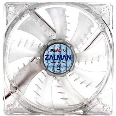 Система охлаждения корпуса ПК ZALMAN ZM-F2 LED (SF) (ZM-F2 LED (SF)) цена и фото