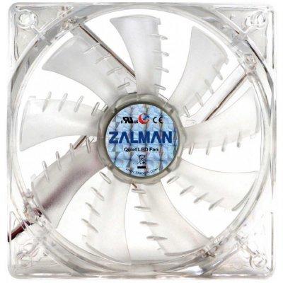 Система охлаждения корпуса ПК ZALMAN ZM-F3 LED(SF) (ZM-F3 LED (SF)) вентилятор zalman zm f2 plus sf 92mm