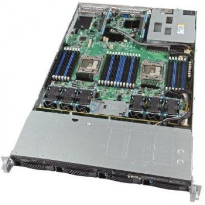 Серверная платформа Intel R1304WT2GSR (R1304WT2GSR 943892)Серверные платформы Intel<br>Платформа Intel Original R1304WT2GSR 3.5 1G 2P 1x750W (R1304WT2GSR 943892)<br>