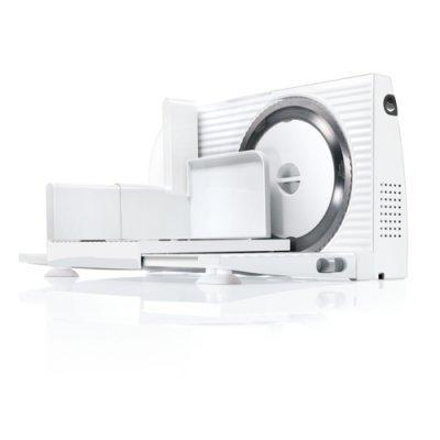Ломтерезка Bosch MAS4104W белый (MAS4104W)Ломтерезки Bosch<br>Ломтерезка Bosch MAS4104W 110Вт (нарезка до 17мм) белый<br>