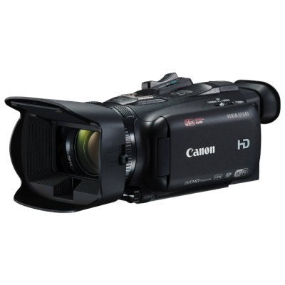 Цифровая видеокамера Canon Legria HF G40 черный (1005C003) realleader м2 1005