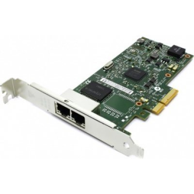 где купить Сетевая карта внешняя Intel I350T2V2BLK (I350T2V2BLK 936714) дешево