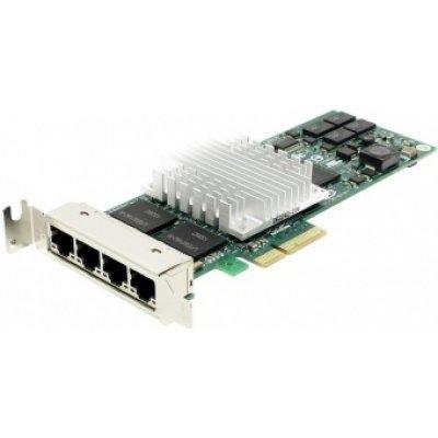 Сетевая карта внешняя Intel PRO/1000 PT (EXPI9404PTLBLK) (EXPI9404PTLBLK884311)Сетевые карты внешние Intel<br>Сетевая карта Intel PRO/1000 PT 4port (EXPI9404PTLBLK884311)<br>