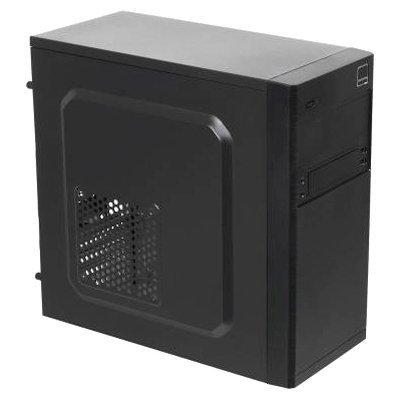 Корпус системного блока LinkWorld VC-09301 черный (VC-09301)Корпуса системного блока LinkWorld<br>Корпус LinkWorld VC-09301 черный без БП mATX 2xUSB2.0 audio<br>