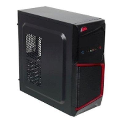 Корпус системного блока LinkWorld VC-1001 черный (VC-1001)