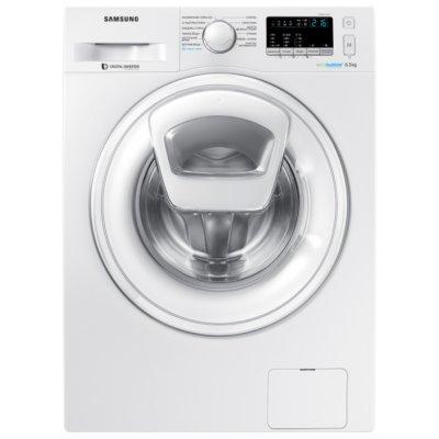 Стиральная машина Samsung WW65K42E08W белый (WW65K42E08WDLP)