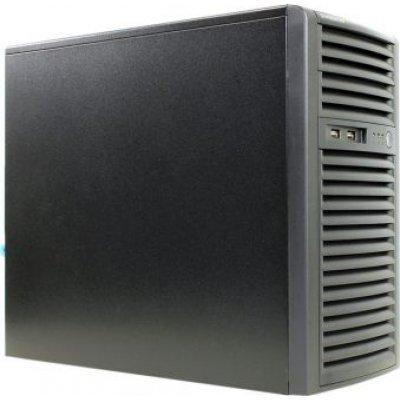 Корпус серверный SuperMicro CSE-731I-300B (CSE-731I-300B)Корпуса серверные SuperMicro<br>Корпус для сервера TOWER 300W MATX CSE-731I-300B SUPERMICRO<br>