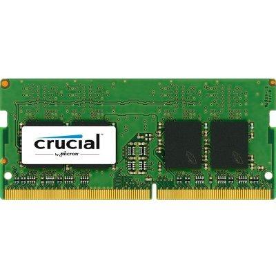 Модуль оперативной памяти ПК Crucial CT8G4SFS8213 8gb DDR4 (CT8G4SFS8213) модуль памяти crucial ddr4 udimm 2133mhz pc4 17000 1 2v cl15 8gb ct8g4dfd8213 retail