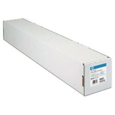 Бумага для плоттера HP Q1414B (Q1414B)Бумага для плоттеров HP<br>HP Особоплотная бумага с покрытием A0 42(1067мм) * 30,5м, 125 г/м2 (замена Q1414A)<br>
